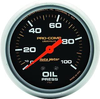 Best pro comp gauges white Reviews