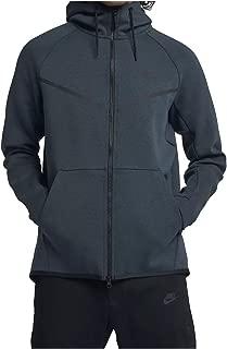 Mens Tech Fleece Pack Full Zip Training Hoodie