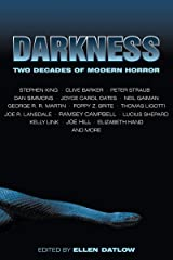 Darkness: Two Decades of Modern Horror Kindle Edition