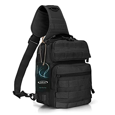 G4Free Outdoor Tactical Range EDC Molle Sling B...