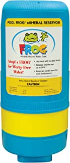 King Technology 5400 Series Swimming Pool Frog Mineral Cartridge - Up to 40,000 Gallons