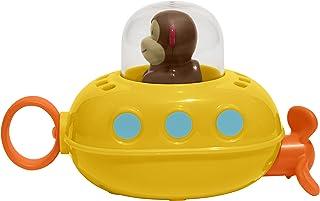Skip Hop Bath Toys: Pull & Go Submarine Monkey