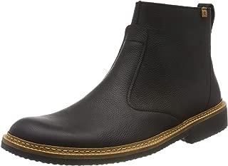 Men's NG33 Yugen Soft Grain Black Boot (46)