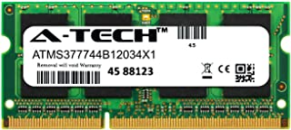 A-Tech 4GB Module for HP Star Wars Special Edition 15t-an000 CTO Laptop & Notebook Compatible DDR3/DDR3L PC3-12800 1600Mhz Memory Ram (ATMS377744B12034X1)