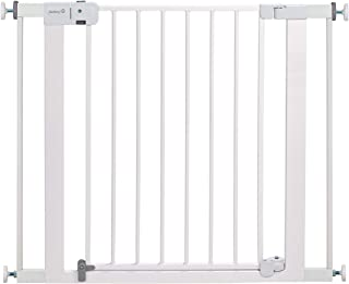 Safety 1st Easy Install Auto-Close Baby Gate with Pressure Mount Fastening