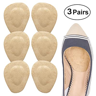 Beautulip Metatarsal Pad Ball of Foot Cushion A...