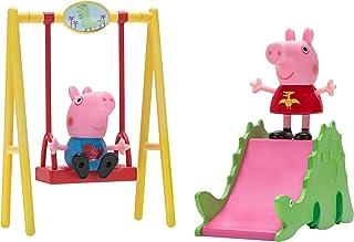 Peppa Pig Dinosaur Park Playtime Set