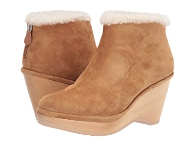 Gentle Souls by Kenneth Cole Skylar Bootie Cozy (Tan) Women