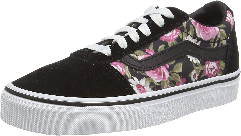 Vans Ward Suede/Canvas, Sneaker Donna : Amazon.it: Moda