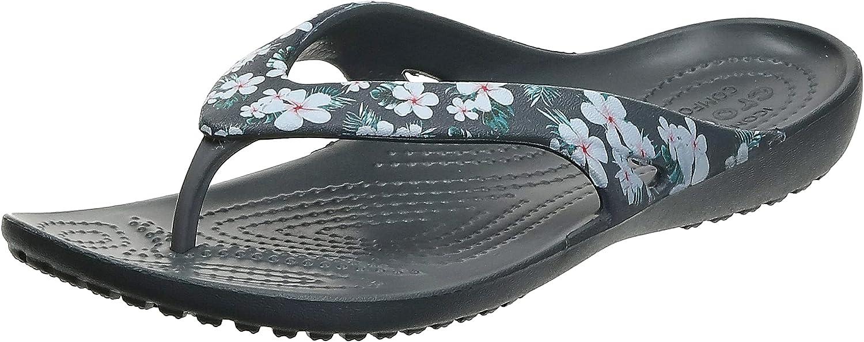 Crocs Women's Kadee Ii Sandals Ranking TOP17 Flops Popular brand in the world Flip Graphic