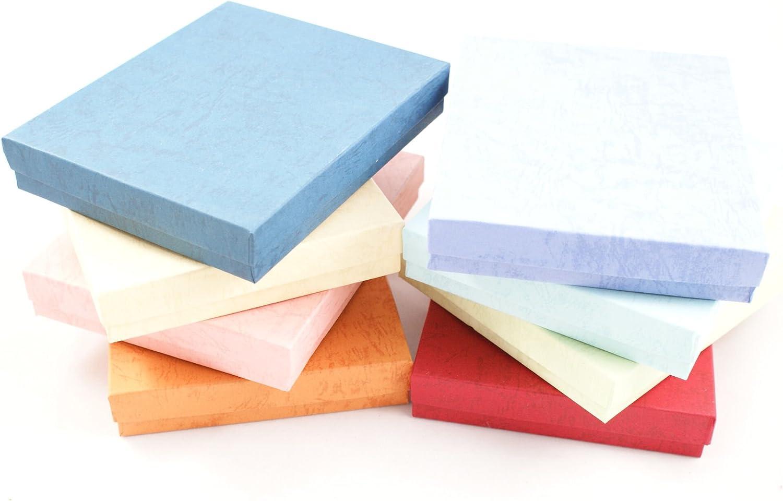 100 x Cotton Filled Mixed Colour Multi Purpose Necklace Sets Box - BD65 from 49p each B004WKJQY0 | Garantiere Qualität und Quantität