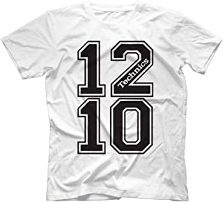 SL-1210 DJ T-Shirt in 11 Colours