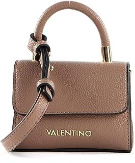 حقيبة ساتشل فيندوم من ماريو فالنتينو بلون بني داكن