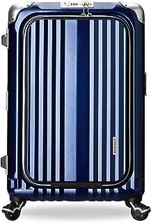 [レジェンドウォーカー] スーツケース フレーム BLADE ビジネスキャリー フロントオープン 6603-58 保証付 56L 63 cm 4.4kg