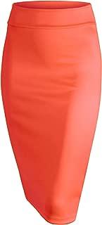 Best neon pencil skirt Reviews
