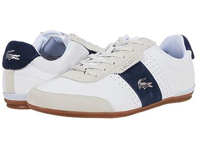Lacoste Oreno 0120 2 (White/Gum) Men