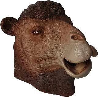 Forum Novelties Men's Deluxe Adult Latex Camel Mask