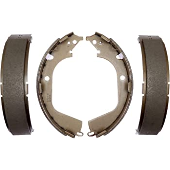Rear MC NB932 Premium DRUM Brake Shoe