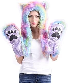 rainbow spirit hood