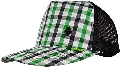 Borussia M/önchengladbach Hut Strohhut Raute
