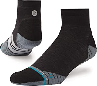 Stance Uncommon Solids Wool Quarter Socks