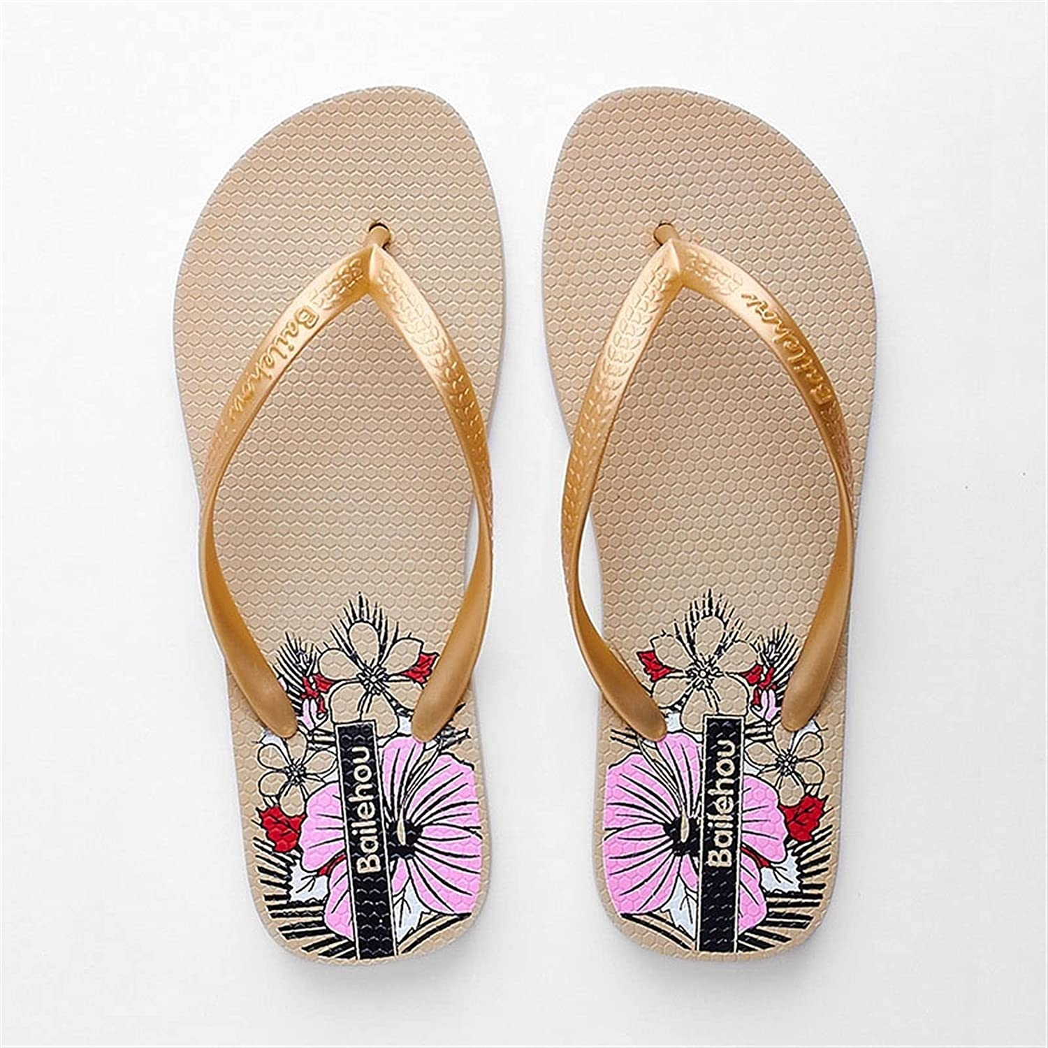 Women Slippers Beach Summer Flip Flops Designer Fashion Outlet ☆ Free Shipping P Colorado Springs Mall Ladies
