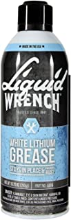 Liquid Wrench L616 One Each, 10.25 oz. White Lithium Grease
