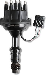 Holley EFI Dist, Dual Sync, Oldsmobile, Black