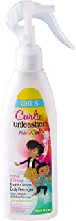 Curlies Unleashed Mango and Orange Knot A Chance Daily Detangler 8 Fl. Oz. (Pack of 1)