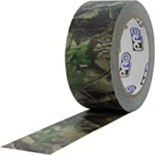ProTapes Pro Camo Duct Polyethylene Film with Cloth Carrier Backing Premium Camouflage Tape, 20 yds Length x 2