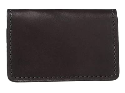 Filson Card Case (Brown) Credit card Wallet