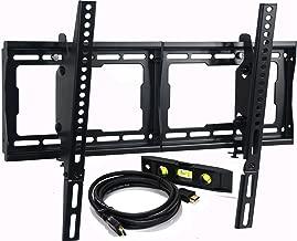 VideoSecu Mounts Tilting LCD LED Plasma 3D TV Wall Mount Bracket for Sansui SLED3912 SLED4015 SLED4216 SLED4219 SLED5000 SLED5018 SLED5516 SLED6520 LED TV MF608B BBM