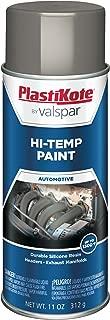 PlastiKote HP-17 Cast Gray Hi-Temp Paint - 11 Oz.