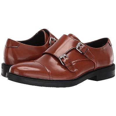 Calvin Klein Candon (Vachetta Brush-Off Box Leather) Men