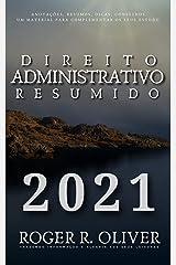 Direito Administrativo Resumido eBook Kindle