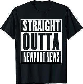 Straight Outta Newport News T-Shirt