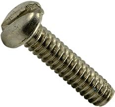 Stainless Steel Flat Head Phillips Machine Screw 50-Pack The Hillman Group The Hillman Group 3713 0-80 x 1//4 In