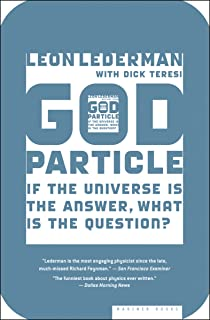 God Particle: If the Universe Is the Answer, What Is the Question? (English Edition)