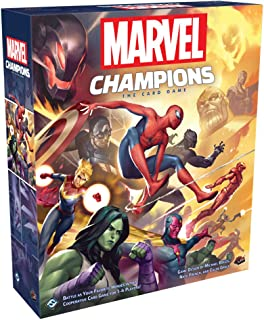 Fantasy Flight Games Marvel Champions: The Card Game Core Set
