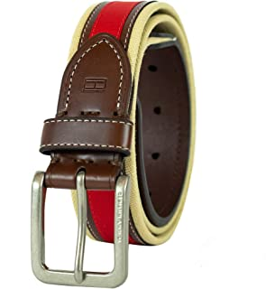 red polo belt
