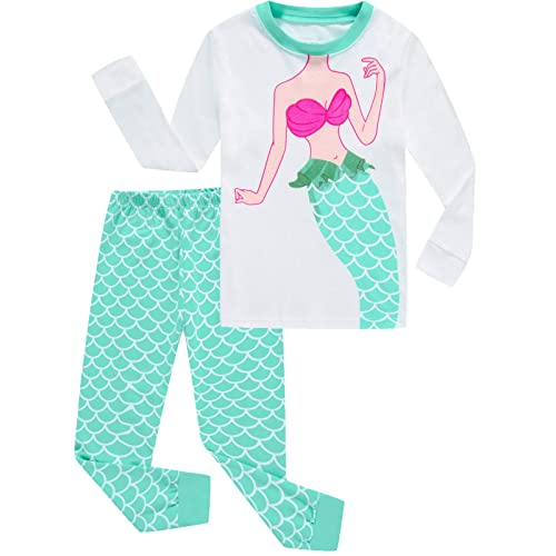 f4988a176 Dolphin&Fish Boys Christmas Pajamas Little Kids Pjs Sets 100% Cotton  Sleepwears Toddler Clothes