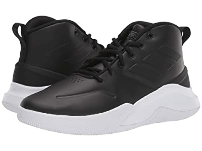 adidas Own The Game (Core Black/Core Black/Night Metallic) Men
