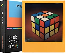 Impossible PRD4522 Polaroid 600 and Instant Lab Film, Color with Color Frames