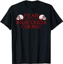 Martial Arts Anaconda Choke BJJ MMA T-Shirt
