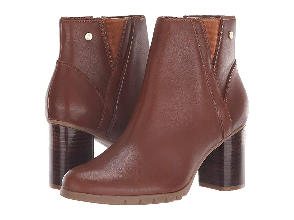 Hush Puppies Spaniel Ankle Boot (Dachshund Leather) Women