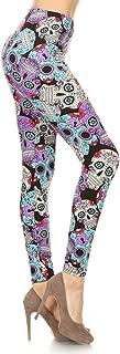 Best cheap skull leggings Reviews