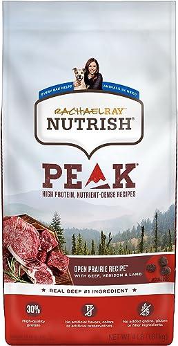 discount Rachael sale Ray Nutrish PEAK Nutrient Dense Dry discount Dog Food, Grain Free (Packaging May Vary) online sale