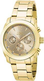 Invicta Women's 17901 Angel Analog Display Swiss Quartz Gold Watch