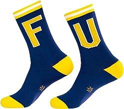 product image for F U Crew Socks Novelty Unisex Hosiery