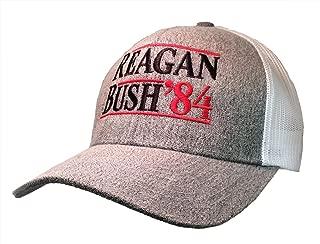 Reagan Bush 84 Campaign Adult Trucker Hat